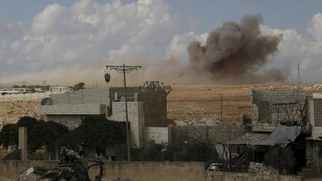 Συρία: Βομβαρδισμοί σε στρατιωτικό αεροδρόμιο σήμερα το πρωί - 14 νεκροί