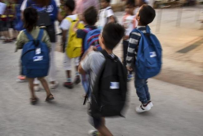 Ρατσιστική αποχή σε σχολείο στο Βαθύ της Σάμου