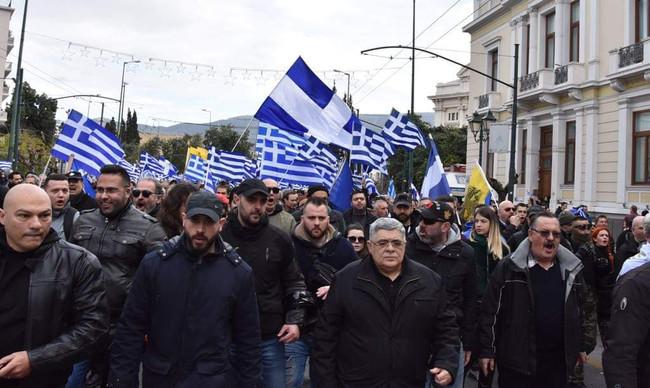Δεν ήταν όλοι φασίστες εκεί, αλλά όλοι οι φασίστες ήταν εκεί..
