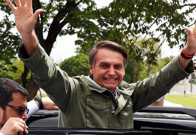 Η Βραζιλία στα χέρια του φασίσταΜπολσονάρο
