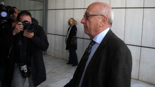 Απαλλαγή Τσουκάτου προτείνει η εισαγγελέας: Δεν μπήκαν τα λεφτά στα ταμεία του ΠΑΣΟΚ!
