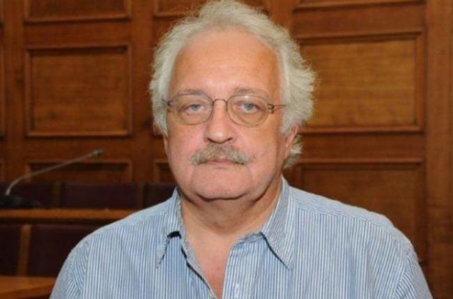 Καταδικάστηκε ο Ζαριανόπουλος επειδή είπε «φασίστες» τους χρυσαυγίτες!