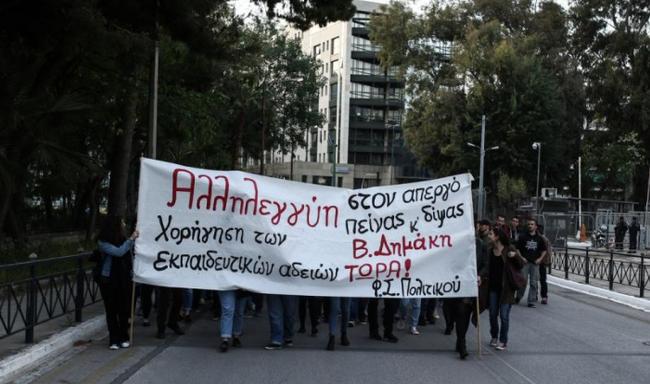 Β. Δημάκης:«Τα υπόλοιπα θα τα πει η κοινωνία μετά το θάνατό μου»