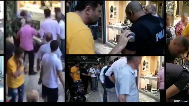 Ταυτοποιήθηκεκαι ...εξαφανίστηκε ο άντρας με το κίτρινο μπλουζάκι!