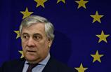 Ξεδιάντροπο ξέπλυμαΜουσολίνιαπό τον πρόεδρο τουΕυρωκοινοβουλίου