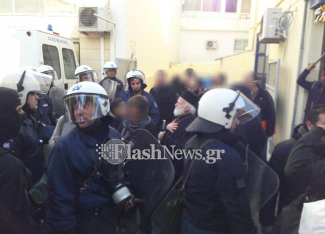 Κανένα δάκρυ για νεκρούς φασίστες στην Κρήτη!