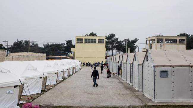 Παλεύοντας με το κρύο σε προσφυγικές δομές και νοσοκομεία..
