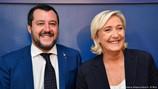 Ευρωπαϊκή άνοδος της ακροδεξιάς -Μαύρα τα μαντάτα από Γαλλία και Ιταλία
