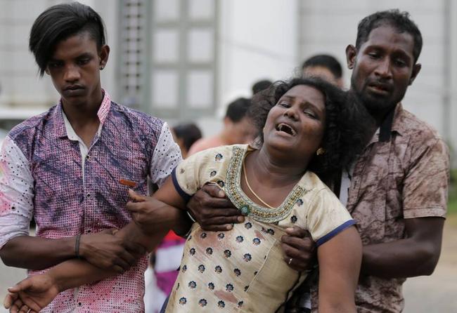 320 οι νεκροί - Ανέλαβε την ευθύνη το ISIS