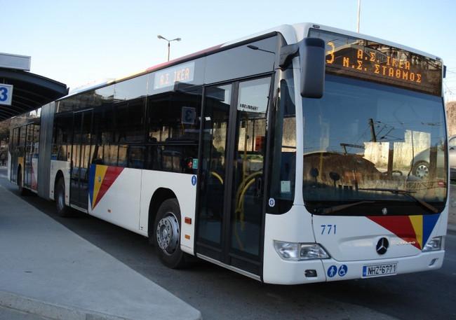 Ξεχωριστά λεωφορεία για τους πρόσφυγες ζητούν ρατσιστές του ΟΑΣΘ για να μην μολύνουν οδηγούς και επι