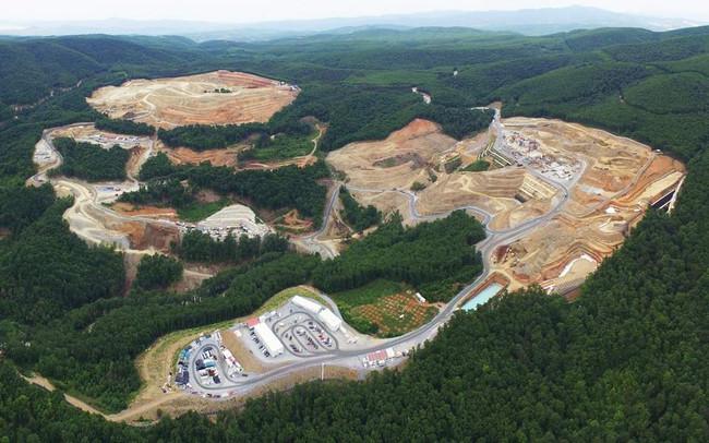 Δικαιωμένη αισθάνεται η Eldorado Gold στην τοποθεσία «ρημαγμένα δάση Χαλκιδικής»