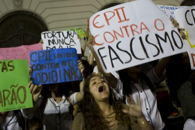 Η Βραζιλία που αντιστέκεται στον φασισμό!