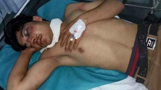 Απίστευτο περιστατικό ρατσιστικής βίας ...με την αστυνομία να συγκαλύπτει