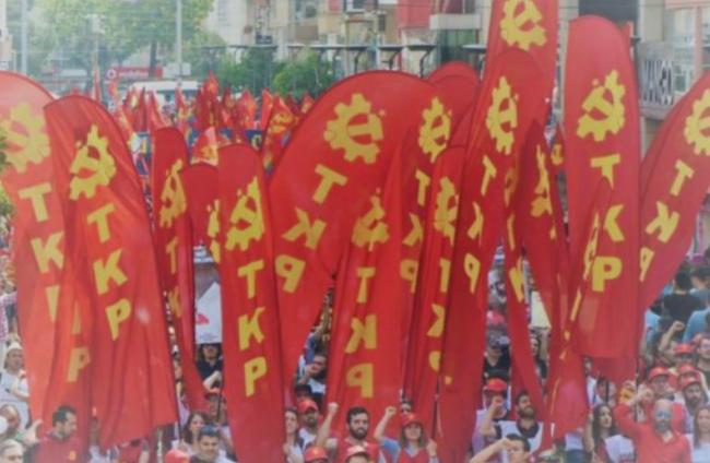 Απαγόρευση συμμετοχής τουΚομμουνιστικούΚόμματοςΤουρκίαςστις εκλογές του Ιουνίου