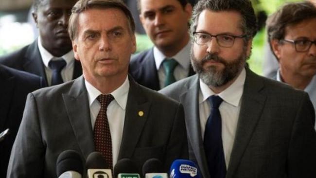 «Μαρξιστική συνωμοσία» η κλιματική αλλαγή για τον νέο ΥΠΕΞ της Βραζιλίας