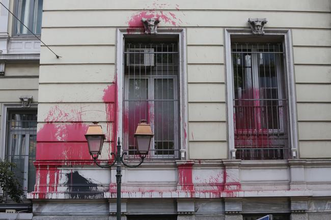 Για διασυρμό της χώρας λόγω Ρουβίκωνα μιλάει ο Μητσοτάκης