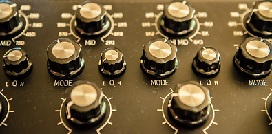 Gyraf XIV passive equalizer Atlantide studio mixage mastering