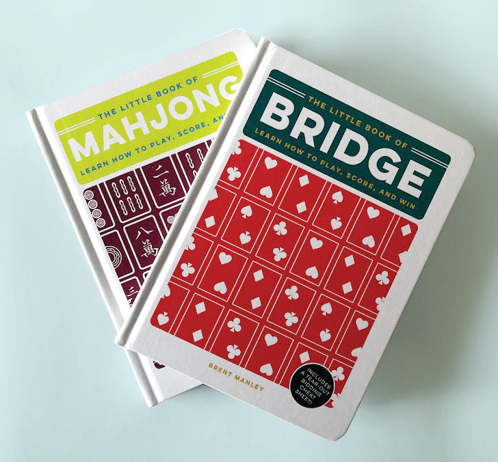The Little Book of Bridge & The Little Book of Mahjong