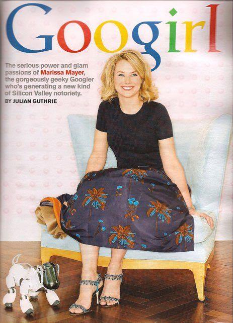 擁抱工作, 職場, 見工, 搵工, Marissa Mayer, Yahoo