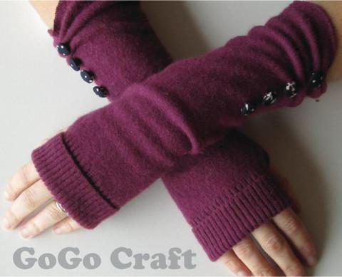 Fingerless Gloves Workshop