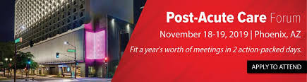 InteliWound is looking forward to the Post-Acute Forum