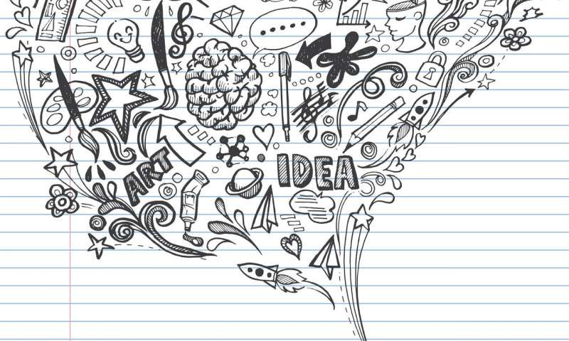 The Meaning Of Doodles That We Draw Without Thinking
