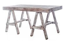 Mesas cuadradas de madera en renta para eventos en monterrey y san pedro
