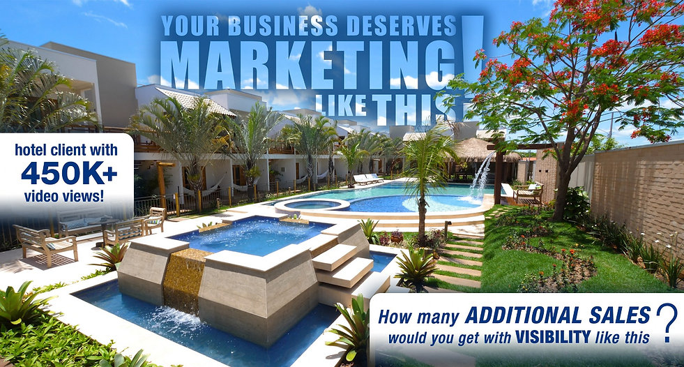 Your Business Deserves Marketing like th