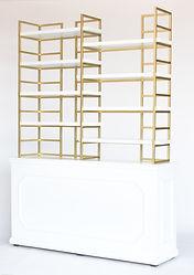 estante blanco con dorado.jpg