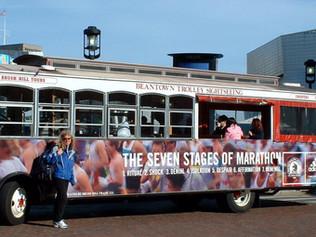 Boston Marathon Memories