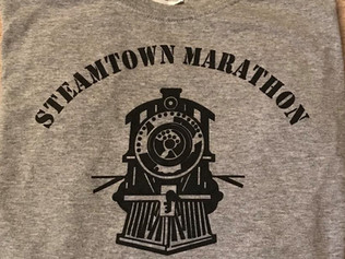 Steamtown Marathon Race Report