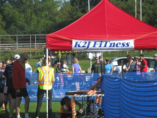 2009 Canadian Triathlon Race Report by JR and Harold