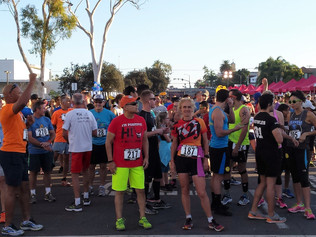 AIDS Run San Diego Race Report