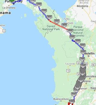 Panama city to Cali.JPG