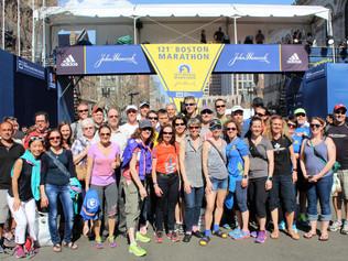 2017 Boston Marathon Weekend Race Report
