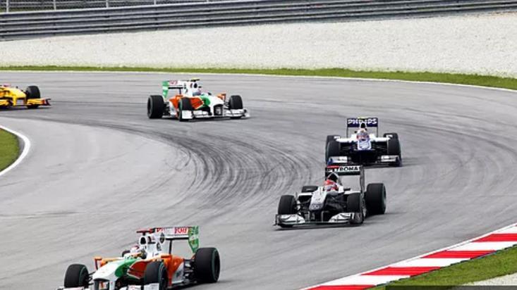 Manor, Ex equipe de Formula 1, coloca tudo à venda na Web