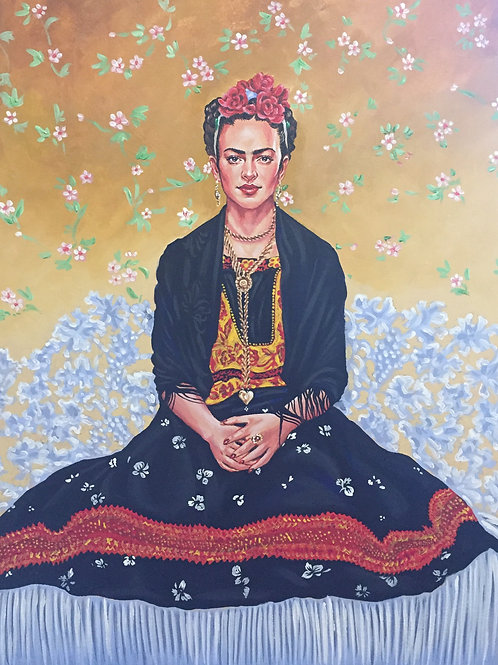 Frida Vogue 2