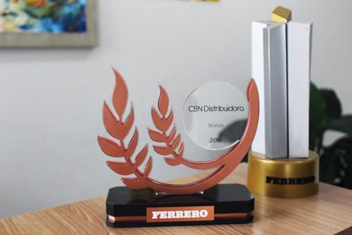 Prêmio Ferrero 2018