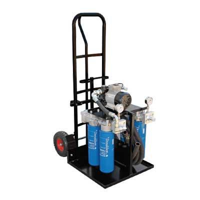 CARRINHO DE FILTRGAEM Bu.F.S.S – Bulk Fuel Service System