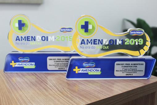 Prêmio Amendoim 2019 - Santa Helena