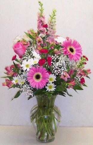 Mixed Flower Arrangements