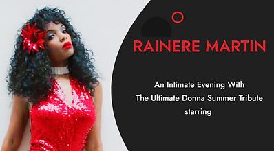 Rainere Martin's Tribute to Donna Summer