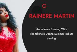 Rainere Martin - Tribute Donna Summer