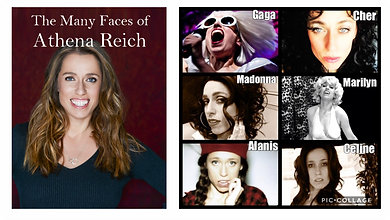 The many voices of Athena Reich