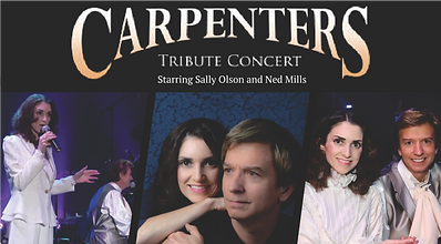 Ned & Sally Deliver An Amazing Tribute to the Carpenters