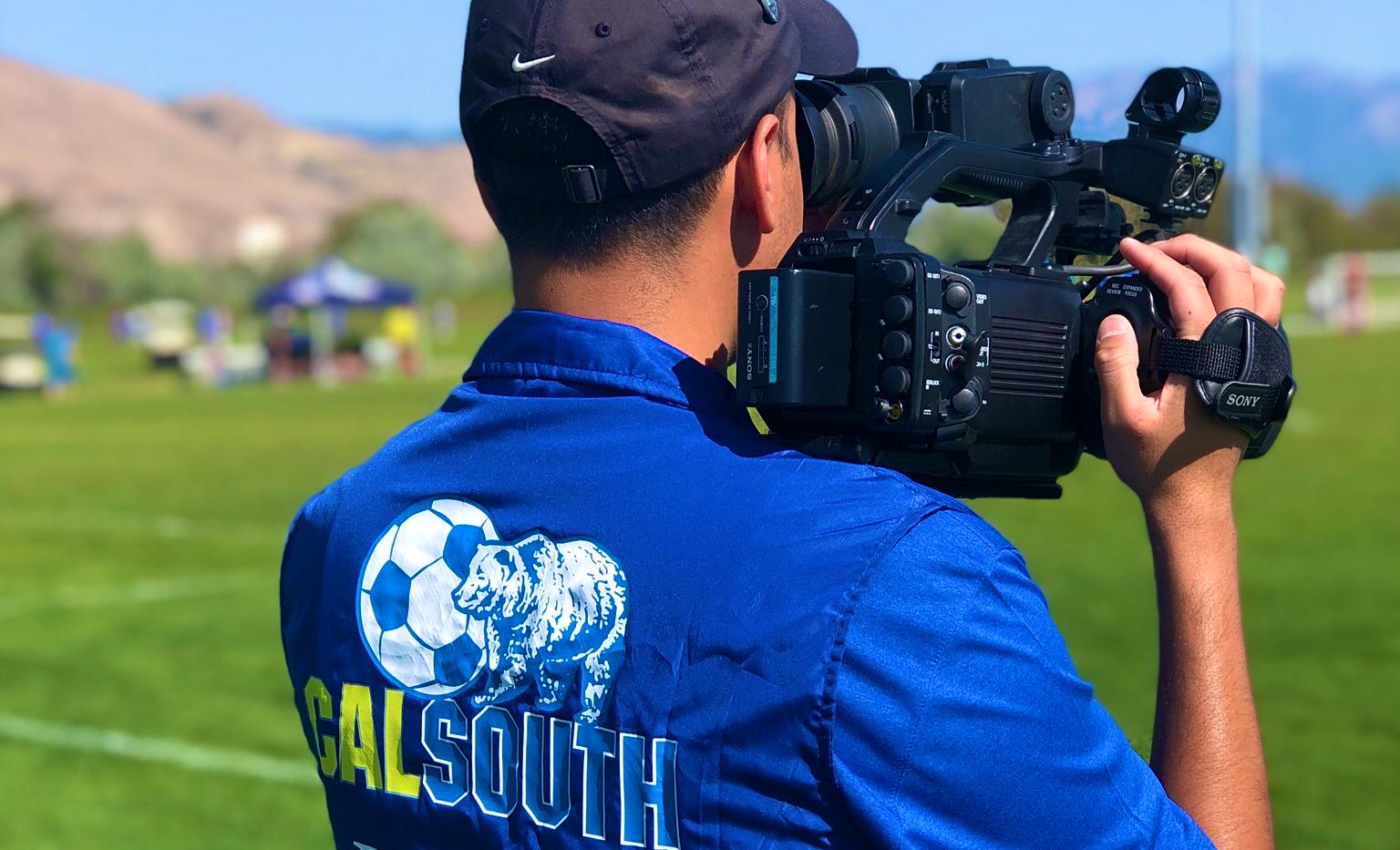 Lead Videographer (Cal South)