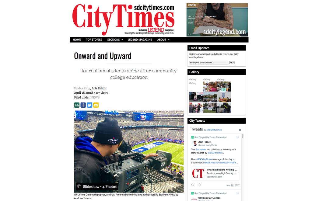 SD City Times