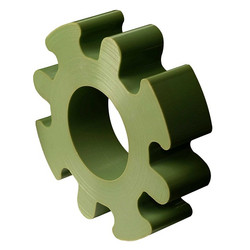 Polyurethane flexible coupling