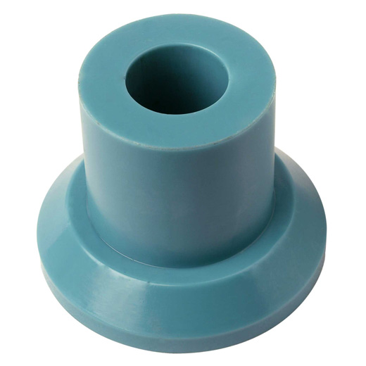 Polyurethane conical wheel