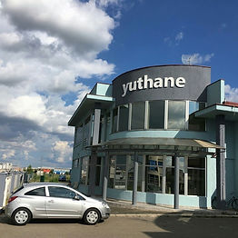 Yuthane headquarters in Nova Pazova, Belgrade, Serbia